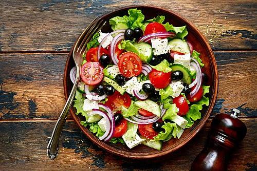 Græsk-salat