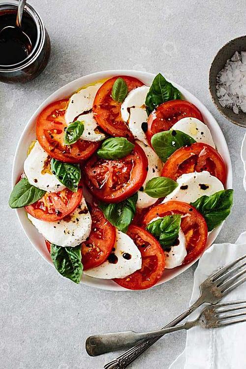 Caprise-Salat